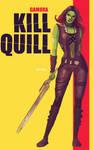 gamora: kill quill