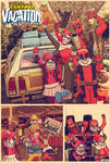 deadpool n' harley quinn vacation