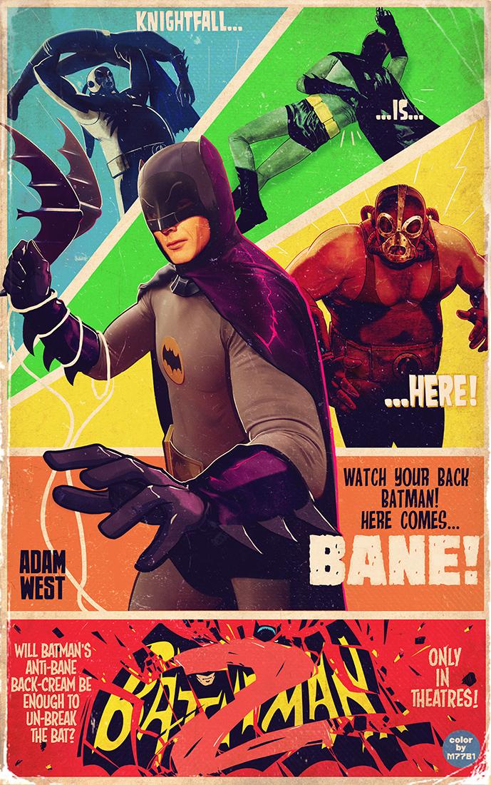 iam8bit - batman 2 by m7781