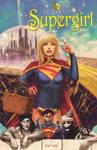 supergirl # 40 wizard of oz variant