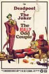 the joker and deadpool : the really odd couple