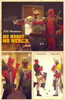 deadpool n' boba fett - mo money mo merc'n by m7781