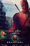 deadpool x green lantern movie poster