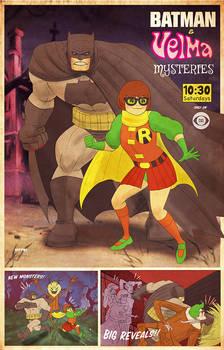 batman and velma