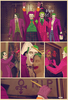 jokers... a tribute to prince