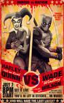 Harley Quinn v Deadpool