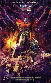 iam8bit sequel transformers: the movie 2