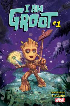 I am Groot # 1