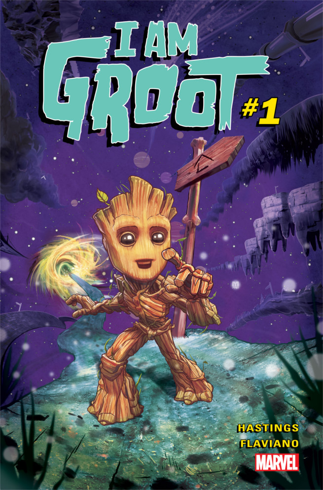 I am Groot # 1 by m7781
