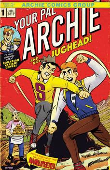 your pal archie # 1