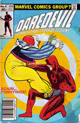 daredevil meets it by m7781