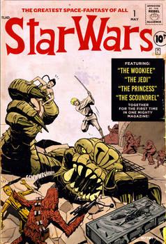 star wars x fantastic four