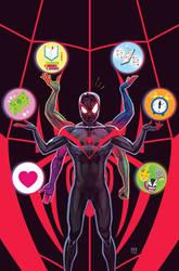 miles morales spider-man #2