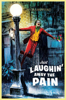 joker x singin' in the rain