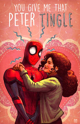 spider-man and MJ valentine's