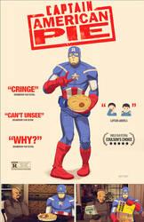 captain america x american pie