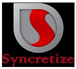 Syncretize logo design