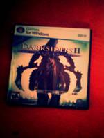 Darksiders 2 CD by HardEnemy