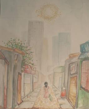 Citywalk : closeup