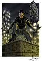 Daredevil Netflix by lukesparrow