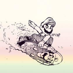 #22 Surfboard Substitute