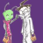 $ IZ Halloween 2009