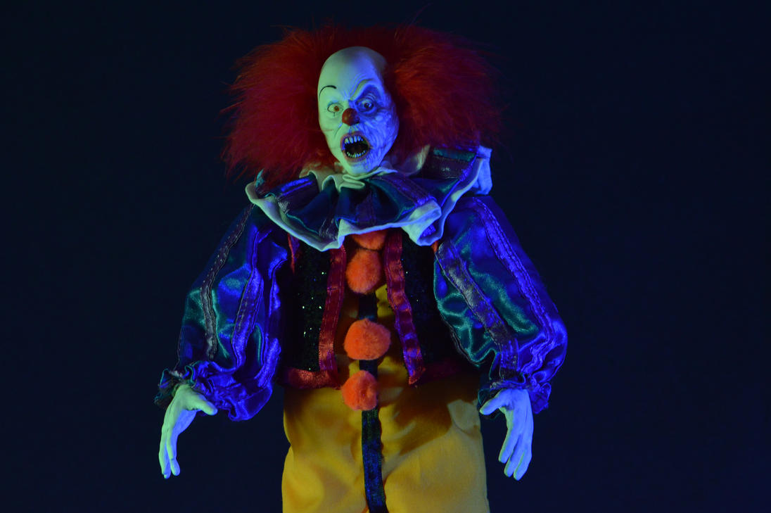 Pennywise lives closeup 1 by joeytheberzerker