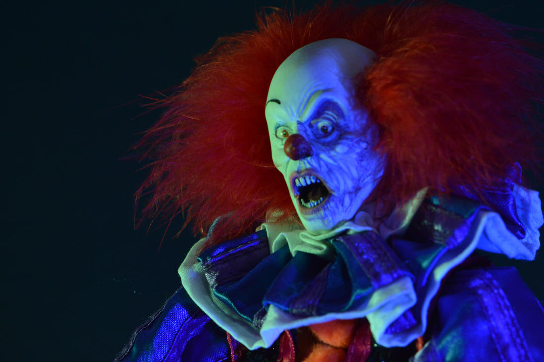 Pennywise lives closeup 2 by joeytheberzerker