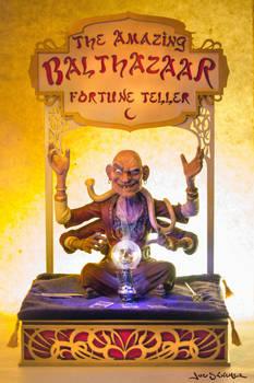 The Great Balthazaar Fortune teller