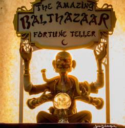 Amazing Balthazaar by joeytheberzerker