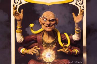 Balthazaar sees... by joeytheberzerker
