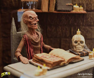 Tales from the crypt Diorama pic 3 by joeytheberzerker
