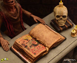 Tales from the crypt Diorama pic 4 by joeytheberzerker