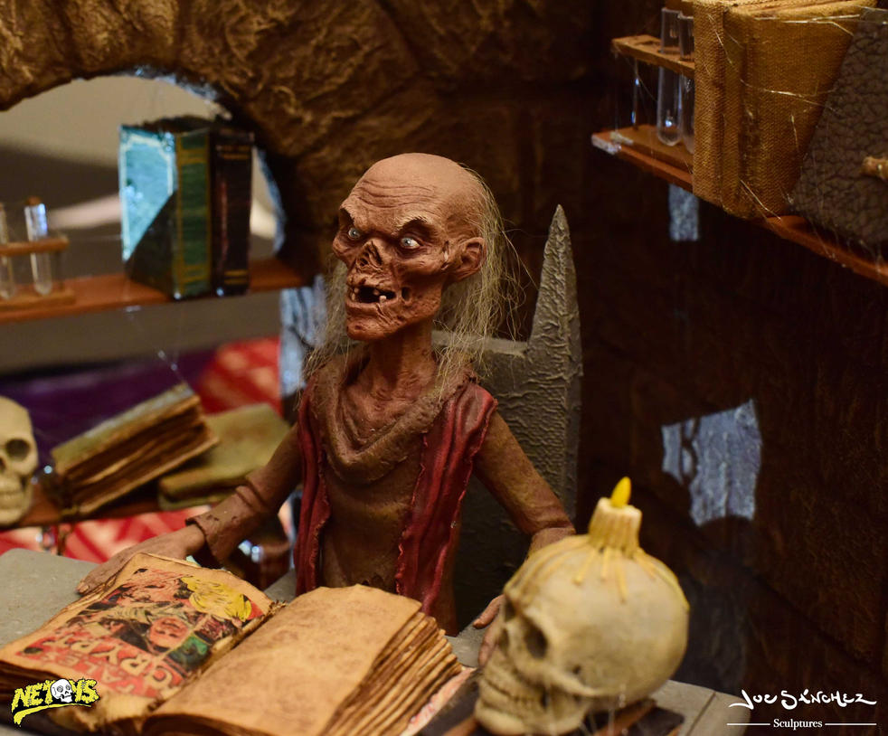 Tales from the crypt Diorama pic 5 by joeytheberzerker