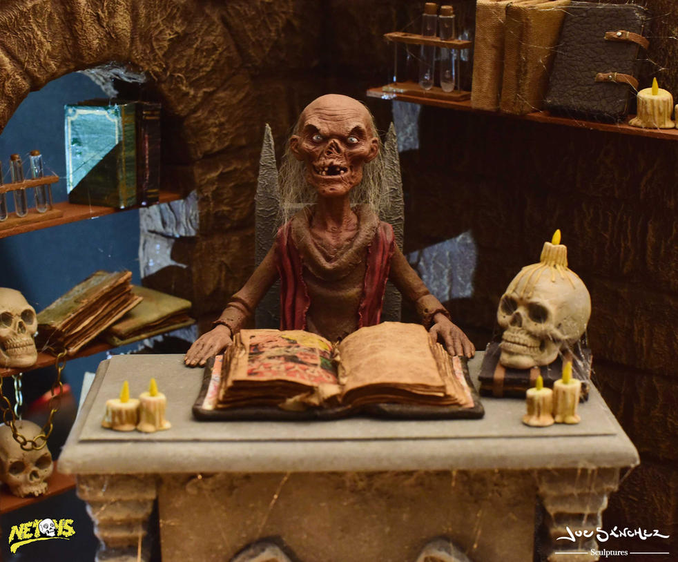 Tales from the crypt Diorama pic 6 by joeytheberzerker