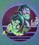 Dr Jekyll and Mr Hyde 2099