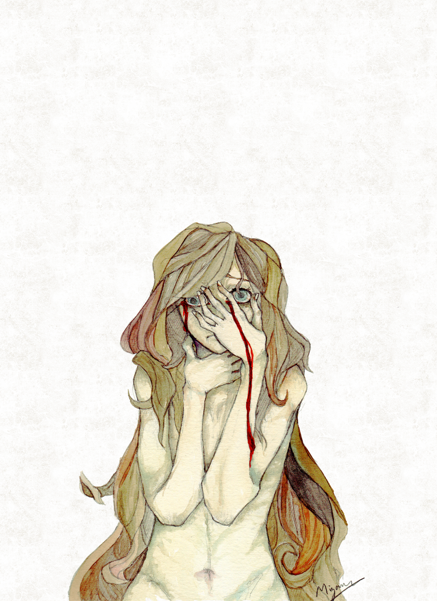 Miserable Me by Migane-chan