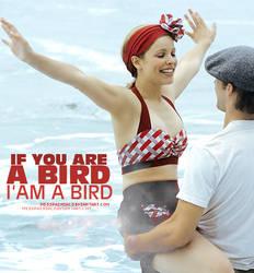 I'AM A BIRD by misspainiac