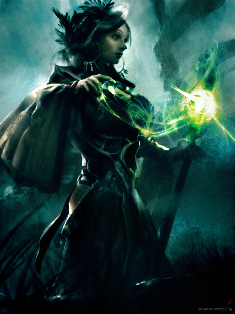 Green Mage GreenMage-kingk...