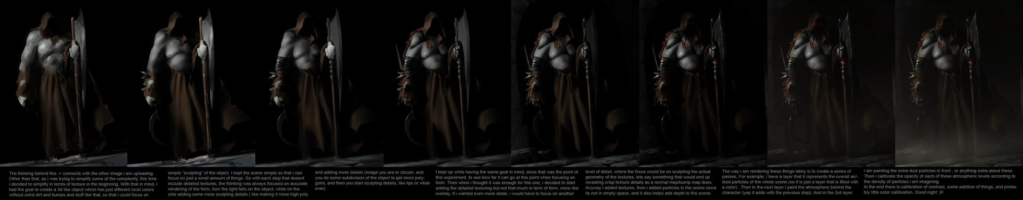 DarkWarden-Process by kingkostas