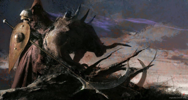 DarkRider by kingkostas