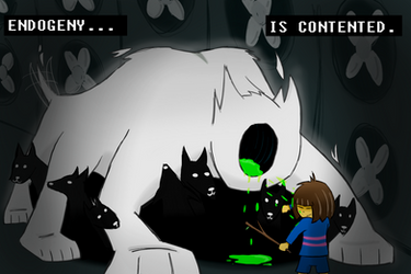 Endogeny is contented