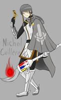 Nichol Cuillere  by LongSean22