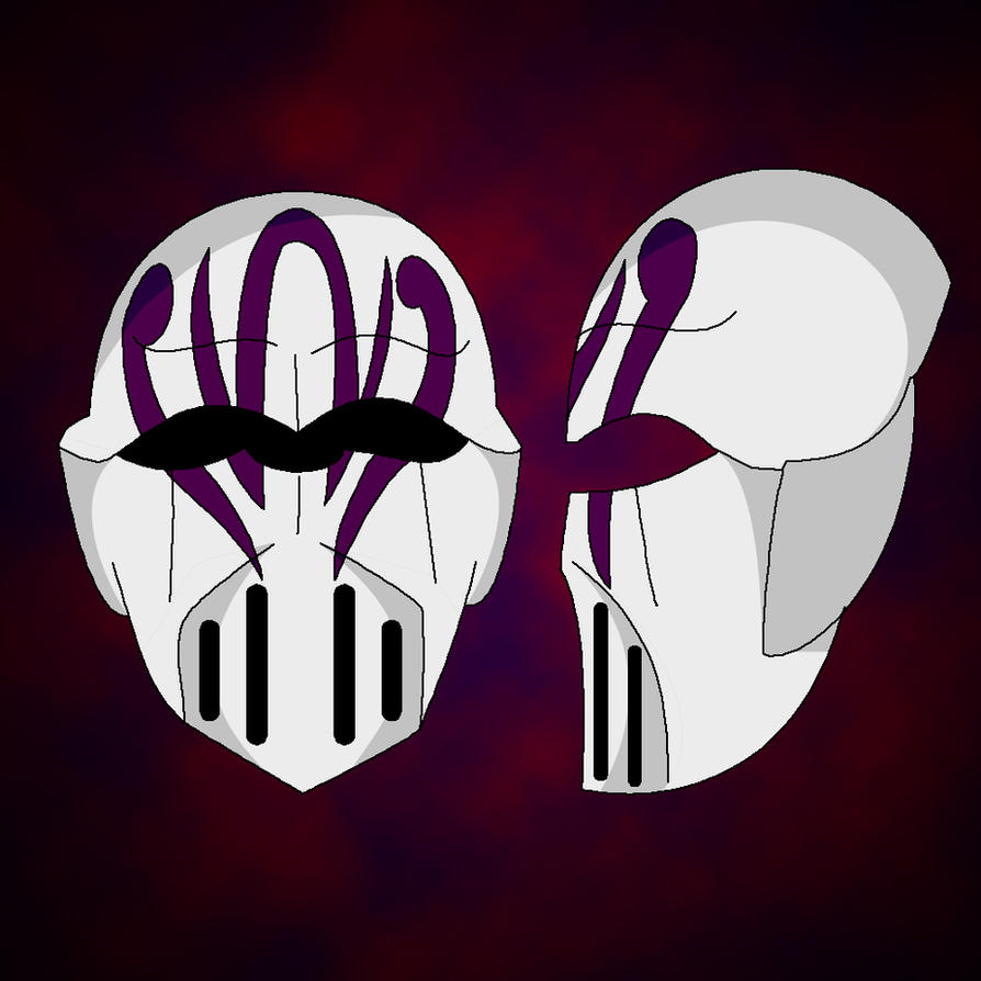 Mask Ian By Tyron91 On DeviantArt
