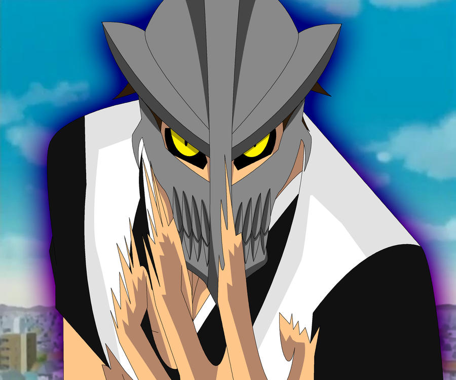 Bleach OC: Kyukiko Mask By Tyron91 On DeviantArt