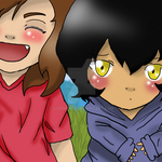 Ame and Yuki