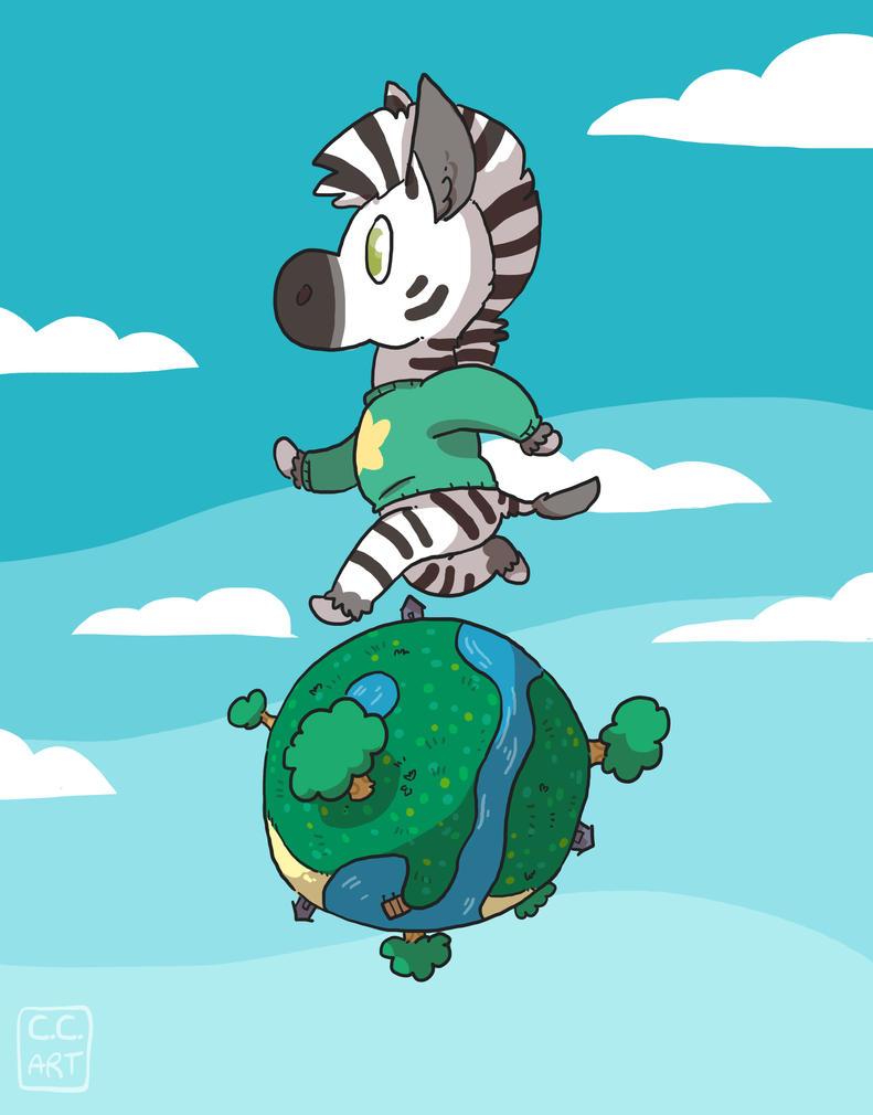 Zebra Crossing by go-ccart