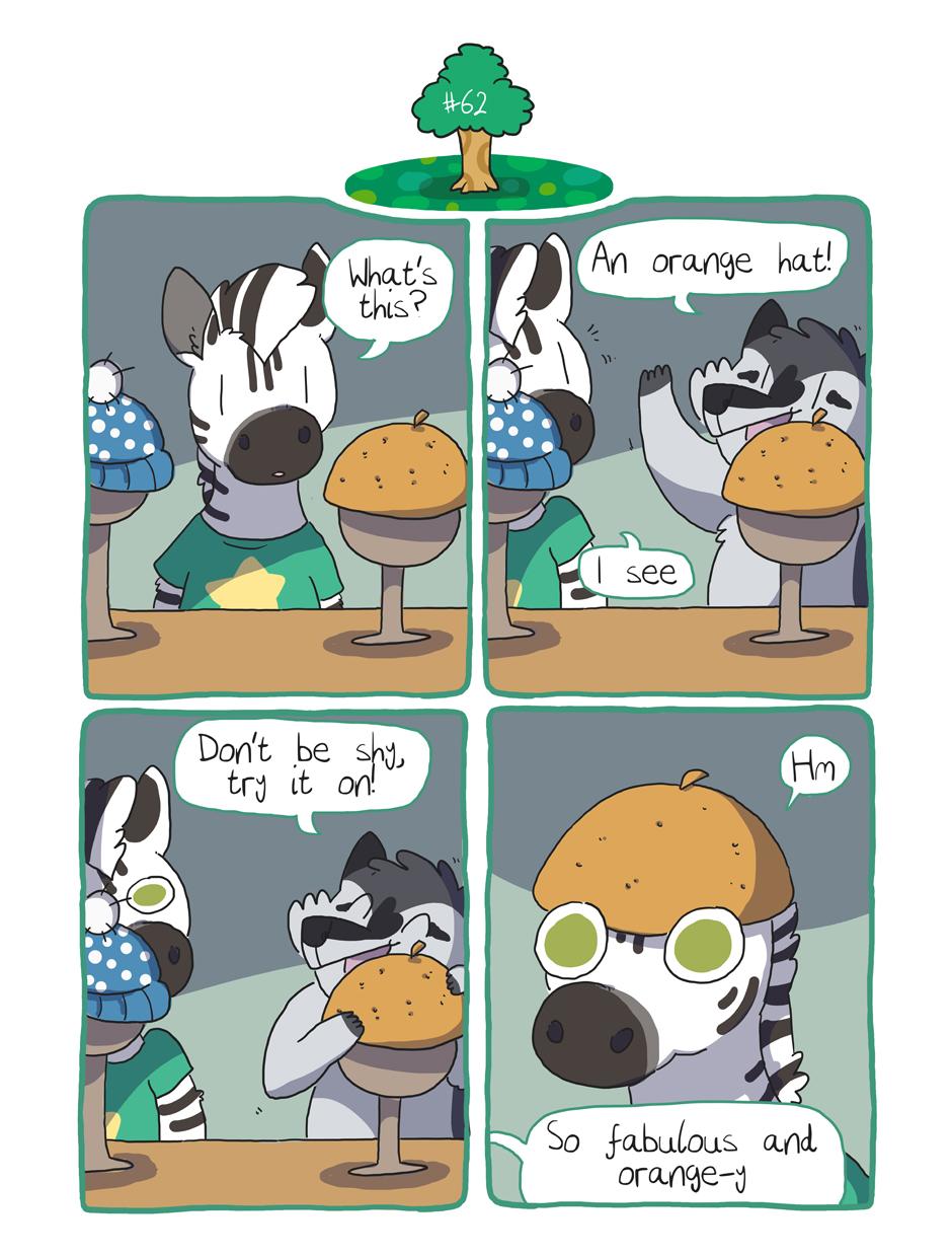 Zebra Crossing #62 by ccartstuff