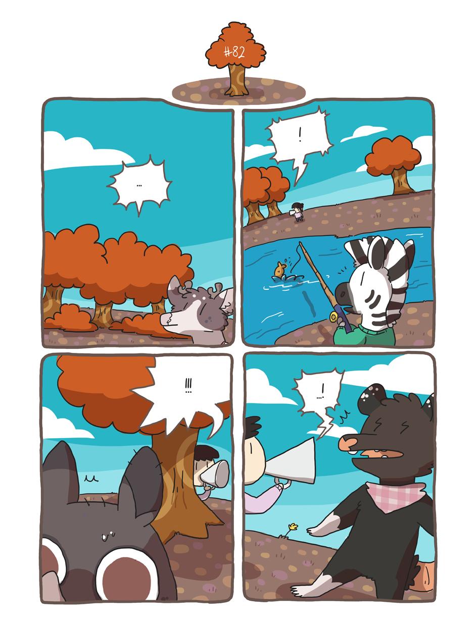 Zebra Crossing #82 by ccartstuff