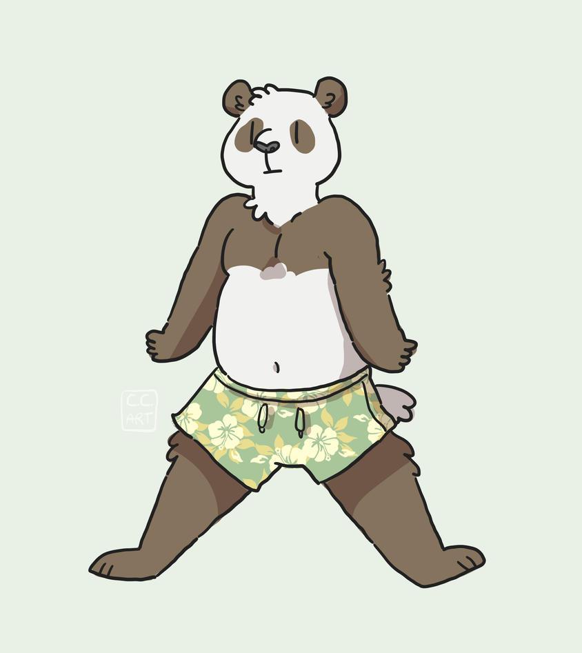 Panda! by ccartstuff